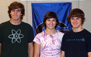 Three GHS Students Named National Merit Semifinalists