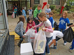 Harrison Students Succeed with S.A.N.T.A. Project