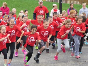 Heartland Elementary Students Raise $3,400 for Marklund
