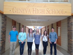 GHS Seniors Named National Merit Commended image