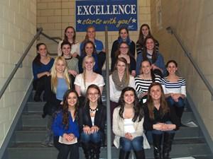 Varsity Dance Earns State Championship image