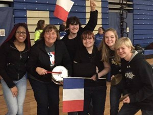 GHS Receives Exemplary French Program Award image
