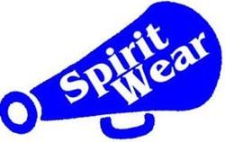 Spirit Wear Schedule image