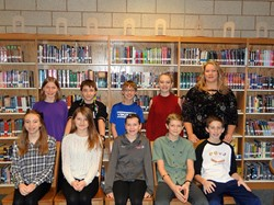 Geneva Middle School South Places 1st in the Nation in WordMasters Challenge