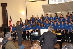 ILMEA Choir Performance