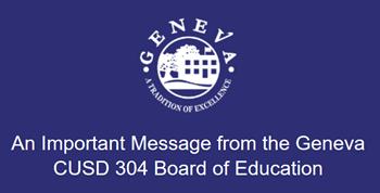 Geneva CUSD 304 Logo Thumbnail