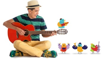 123 Andres to Perform Family Concert in Geneva Feb. 13