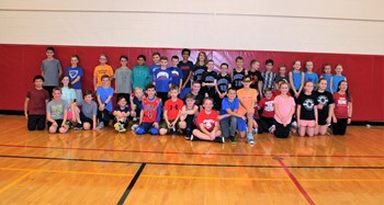FES Hoops for Heart 3-on-3 Basketball Tournament