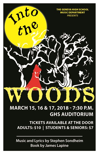 Spring Musical Into the Woods