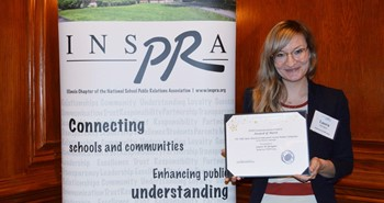 Geneva CUSD wins 4 INSPRA Communications Awards