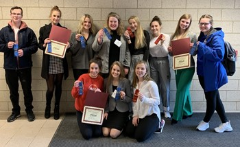FCCLA Regional Competition Group Photo