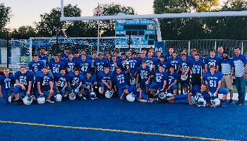 GMS 7th 8th Grade Football Conference Champs