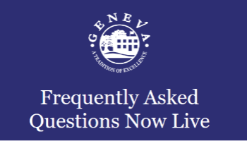 FAQs Now Live