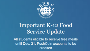 K-12 Food Service Update