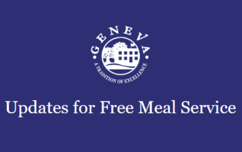 Updates Free Meal Service