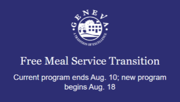 Food Service Update Image