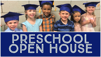 Preschool Open House Jan. 22 at GELP