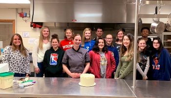 GHS Baking Pastry Class 2019