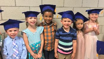 GELP Preschool Graduation 2019