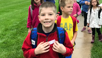 WAS Walk Bike to School Day Participants