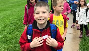 WAS Walk Bike to School Day Participants