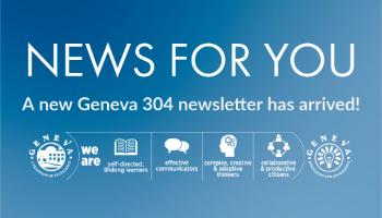 Geneva CUSD 304 Newsletter Icon