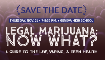 Save the Date Legal Marijuana Cover Image