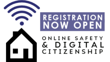 RSVP to attend Online Safety Presentation March 26