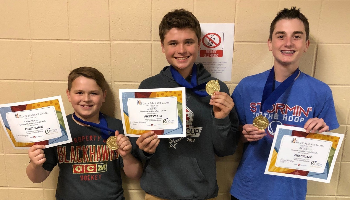 GMS South Students Win Stock Market Game