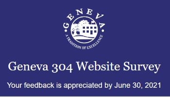 Geneva 304 Website Survey Image