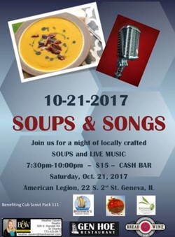 Soups and Songs