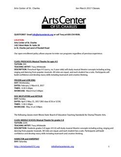 St. Charles Art Center