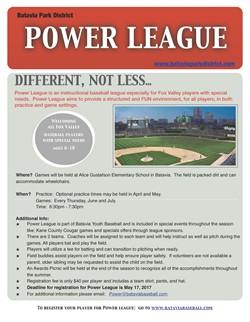 Batavia PD Power League