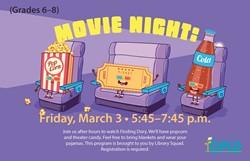 GPLD Movie Night