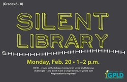 GPLD Silent Library