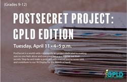 GPLD Post Secret