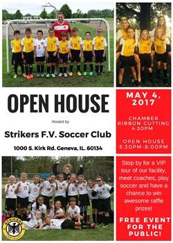 Strikers Open House