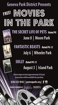 GPD Movies in the Park