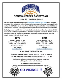 GFB Open Gym