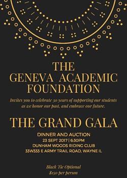 GAF Grand Gala