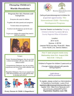 ROE Parent Workshop