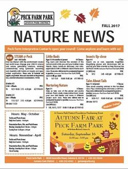 Nature News Fall