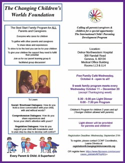 Delnor NW Parent Program Flyer