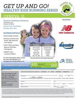 Healthy Kids Running Series May 6