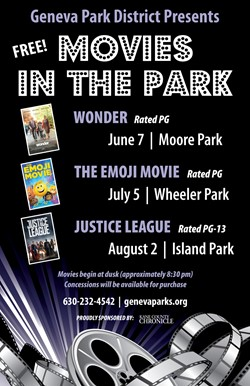 Movies in the Park Aug 2