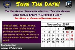 Mattress Sale Nov 4