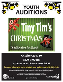 Tiny Tim Oct 30