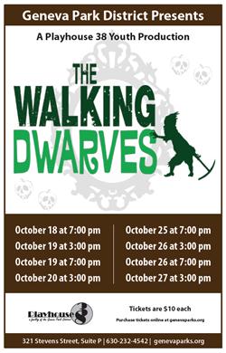 Walking Dwarves Oct 27