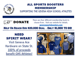 All Sports Boosters Nov 15