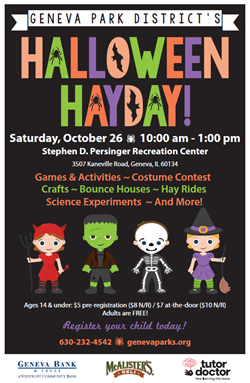 Halloween Hayday Oct 26
